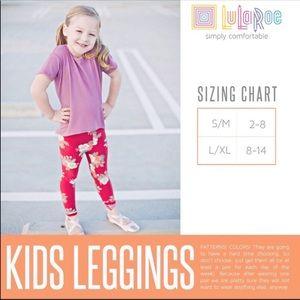 LuLaRoe Bottoms - LuLaRoe L/XL Leggings